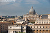 St Peter's Square View from Castel by Lloyd's Photostream