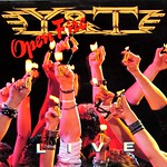 "Y&T OPEN FIRE LIVE ORIG USA 12"" LP VINYL"