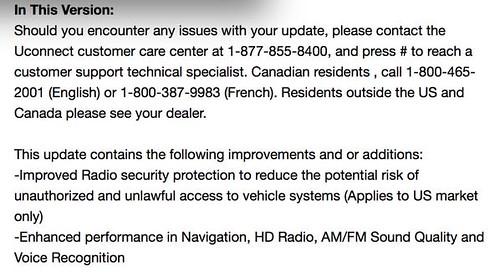 Jeep Cherokee Remote Access Fix