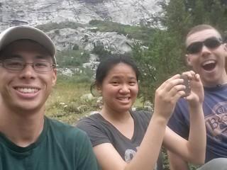 Climbing Topokah Falls