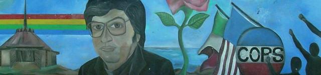 COPS METRO Mural