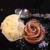 A hora do sacrifício! #applerose #dessert