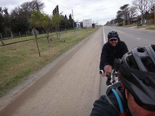 Ciclismo - 92,39 km - Salida Timbues - La Ribera - Andino - Aldao (6)