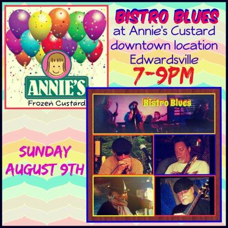 Bistro Blues 8-9-15