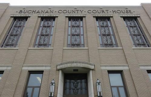 iowa ia independence buchanancounty dougherrichwoodburn courthouseextras