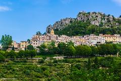 Sainte-Agnès (Alpes-maritimes) Août 2014