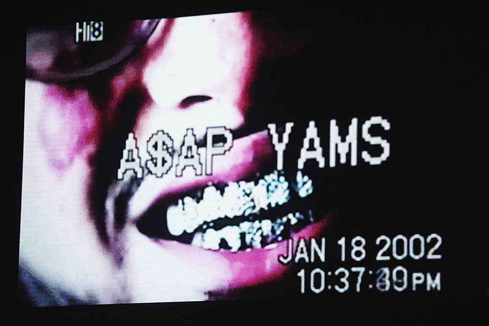 Yams Day 2017 - ASAP Rocky, ASAP Mob @ MSG Theater, NYC