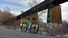 2017 Bike 180: Day 17 - Trestle
