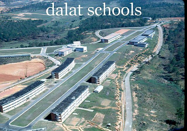 DALAT 1967-68 - Photo by Jerry Eastburg