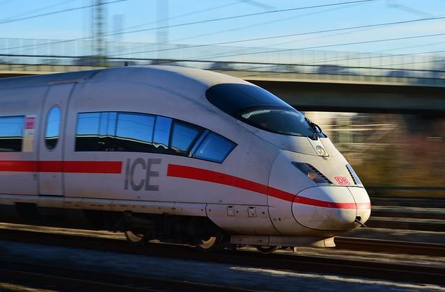 Munich - ICE