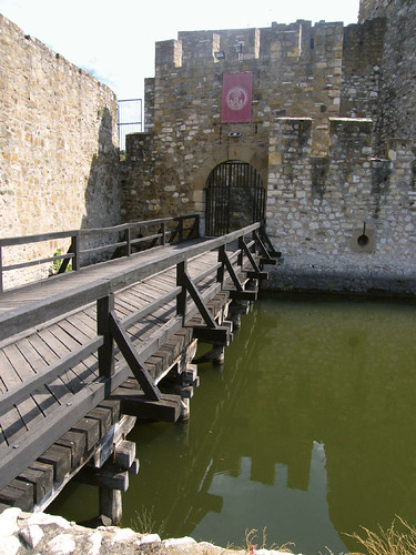 szerbia serbia smederevo szendrő épület building műemlék sightseeing vár castle várrom ruin