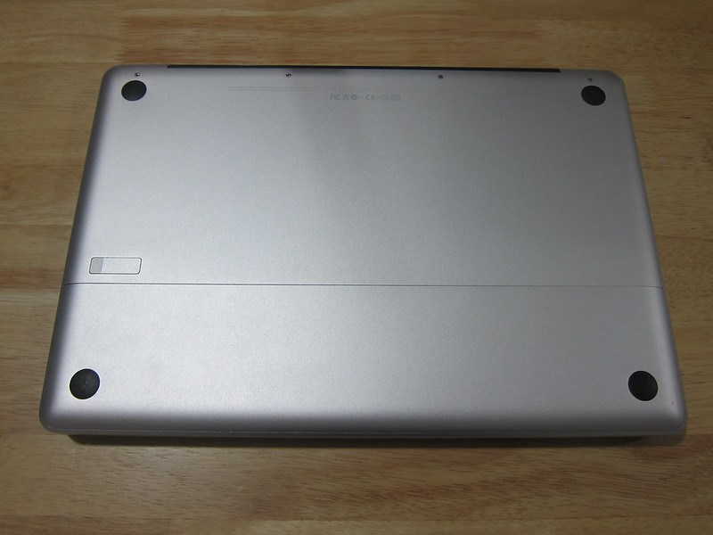 MacBook Pro Late 2008 - Back