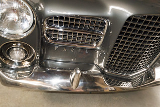 Facel Vega FV4 Typhoon grill