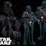 ARTFX+ 《星際大戰外傳:俠盜一號》死亡兵 2人組共同販售!デス・トルーパー 2パック