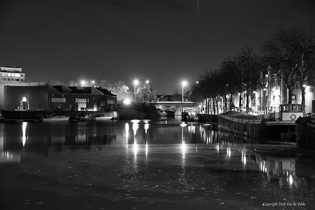 Mechelen by night