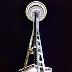 Image de Space Needle près de City of Seattle. square squareformat iphoneography instagramapp uploaded:by=instagram foursquare:venue=416dc180f964a5209b1d1fe3