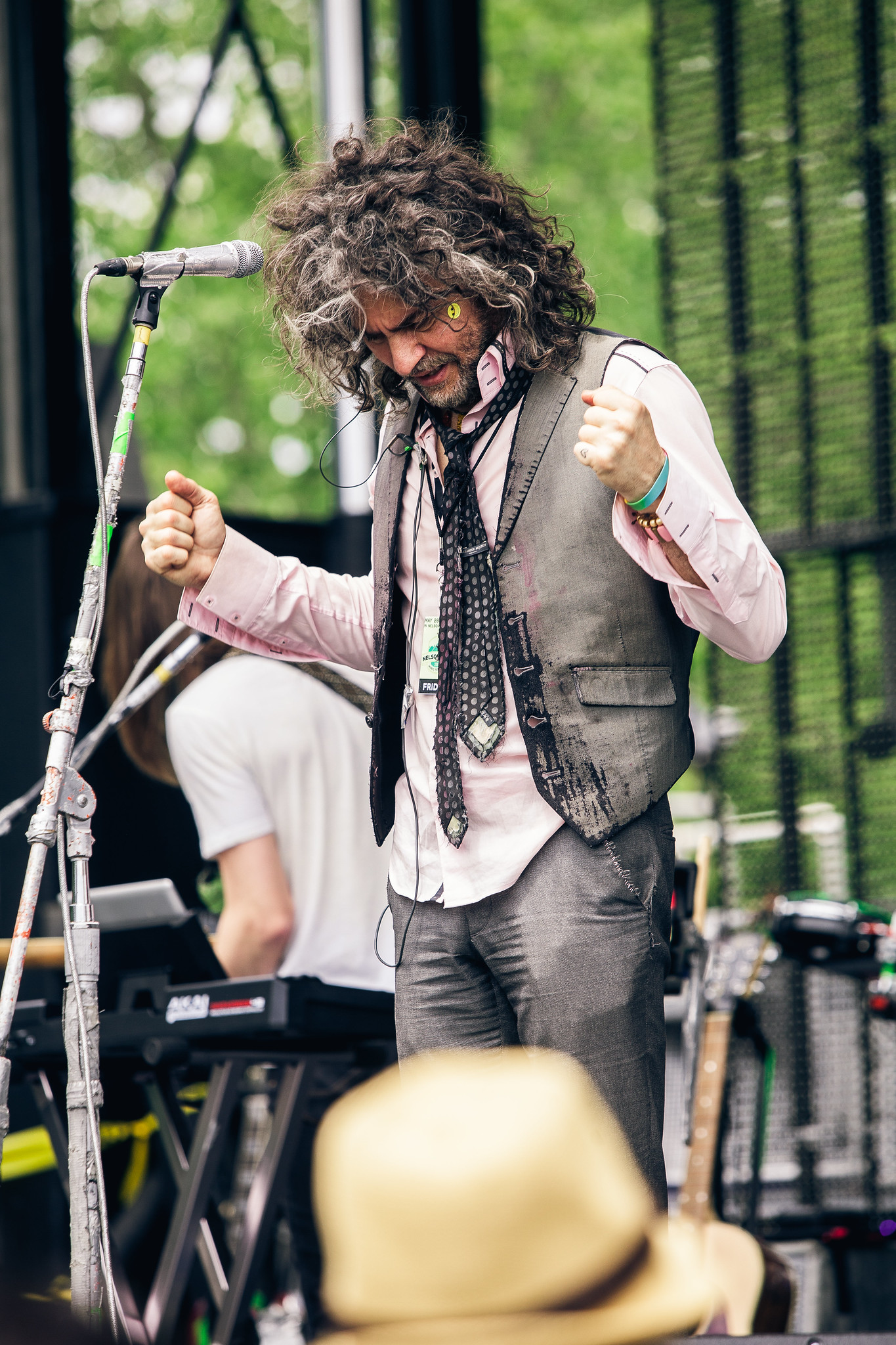 Flaming Lips Soundcheck