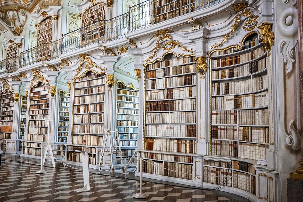 Librería de Admont