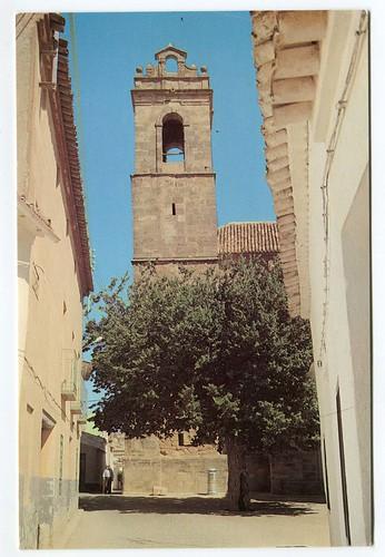 Santa Cruz de la Zarza (Toledo):Iglesia de San Miguel