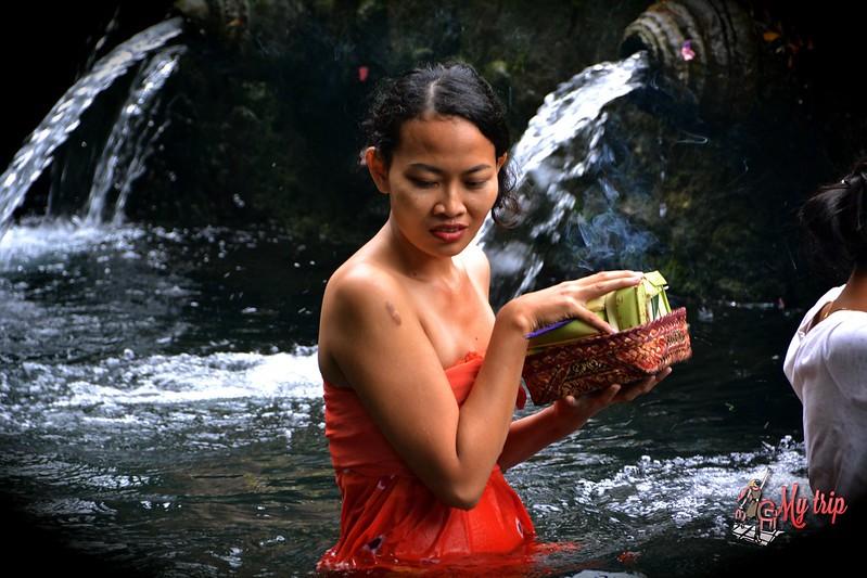 le Pura Tirta Empul Bali