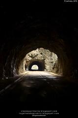Túnel de la Yecla (Santo Domingo de Silos, España)