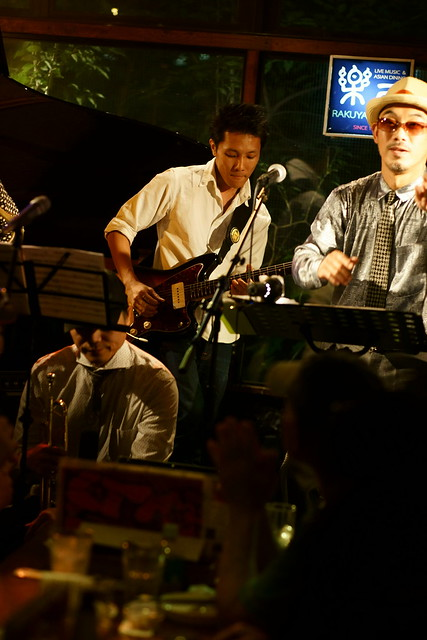 Soul on Fire! live at Rakuya, Tokyo, 19 Jul 2015. 251