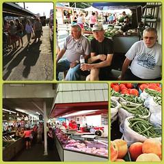 Roots Market. A Lancaster mainstay. #Lancaster #rootsmarket #sowerlove #instacollage
