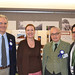 Rep. Zupkus celebrated State Parks Day this year by adopting two local parks within her district, West Rock Ridge State Park in Bethany and the Farmington Canal State Park Trail in Cheshire.