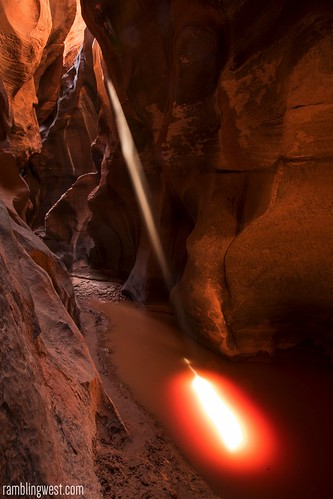 Beam me Up, Buckskin Gulch image
