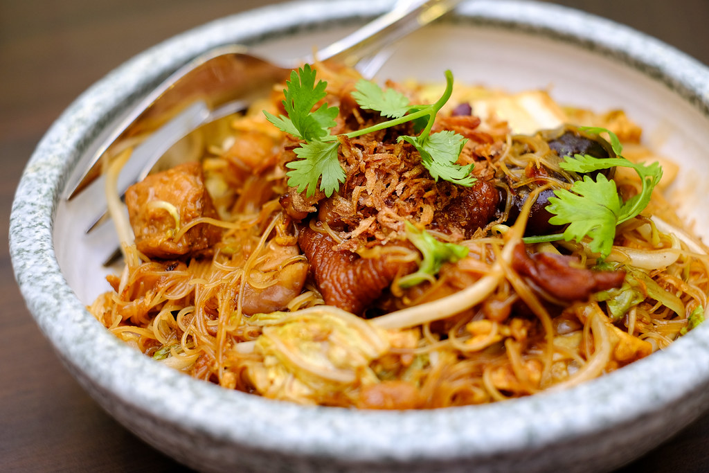 Good Chance Popiah: Braised Pork Trotter Beehoon