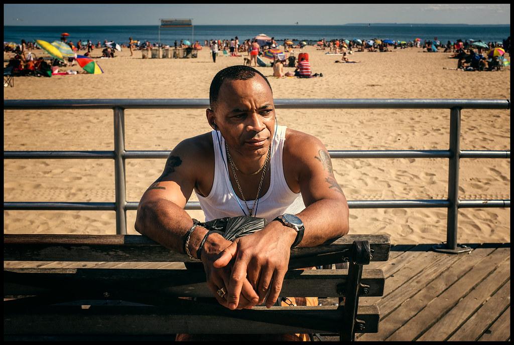 Trouble Me - Coney Island - 2015