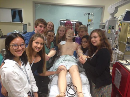 NSLC HEAL Visits UW School of Medicine