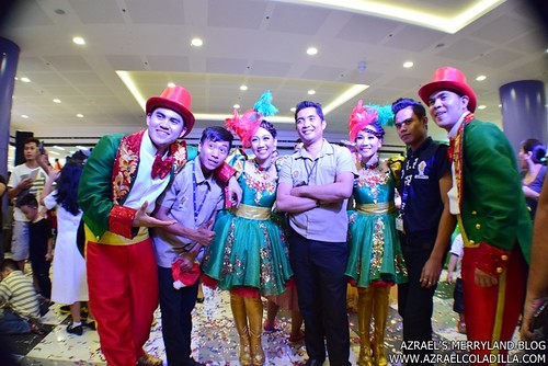 Grand Magical Christmas Parade in SM City Trece Martires (65)