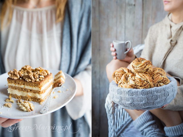 Walnut Cakes- Winter Time