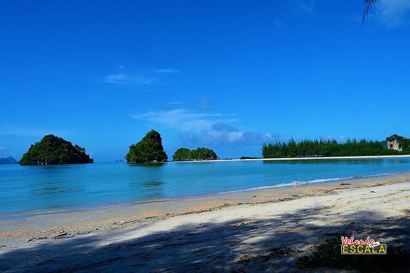 como ir a Railay beach por libre
