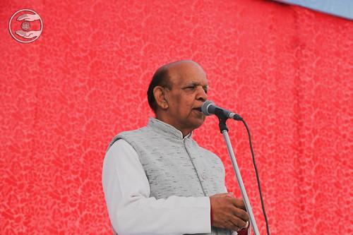 Master Gurcharan Singh from Panipat, Haryana, expresses his views