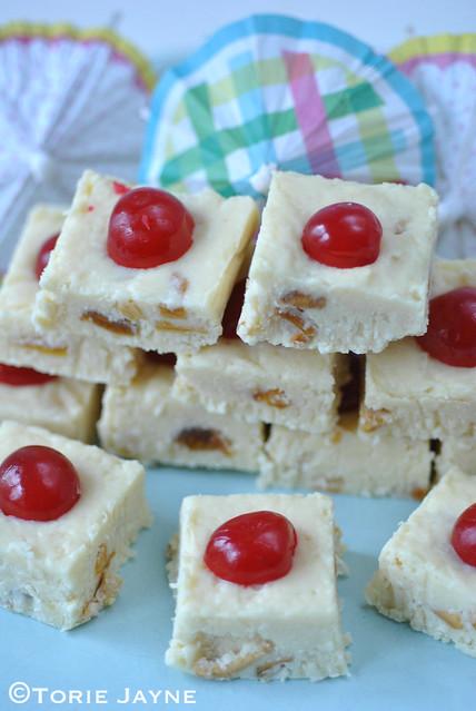 Pina Colada fudge recipe 2