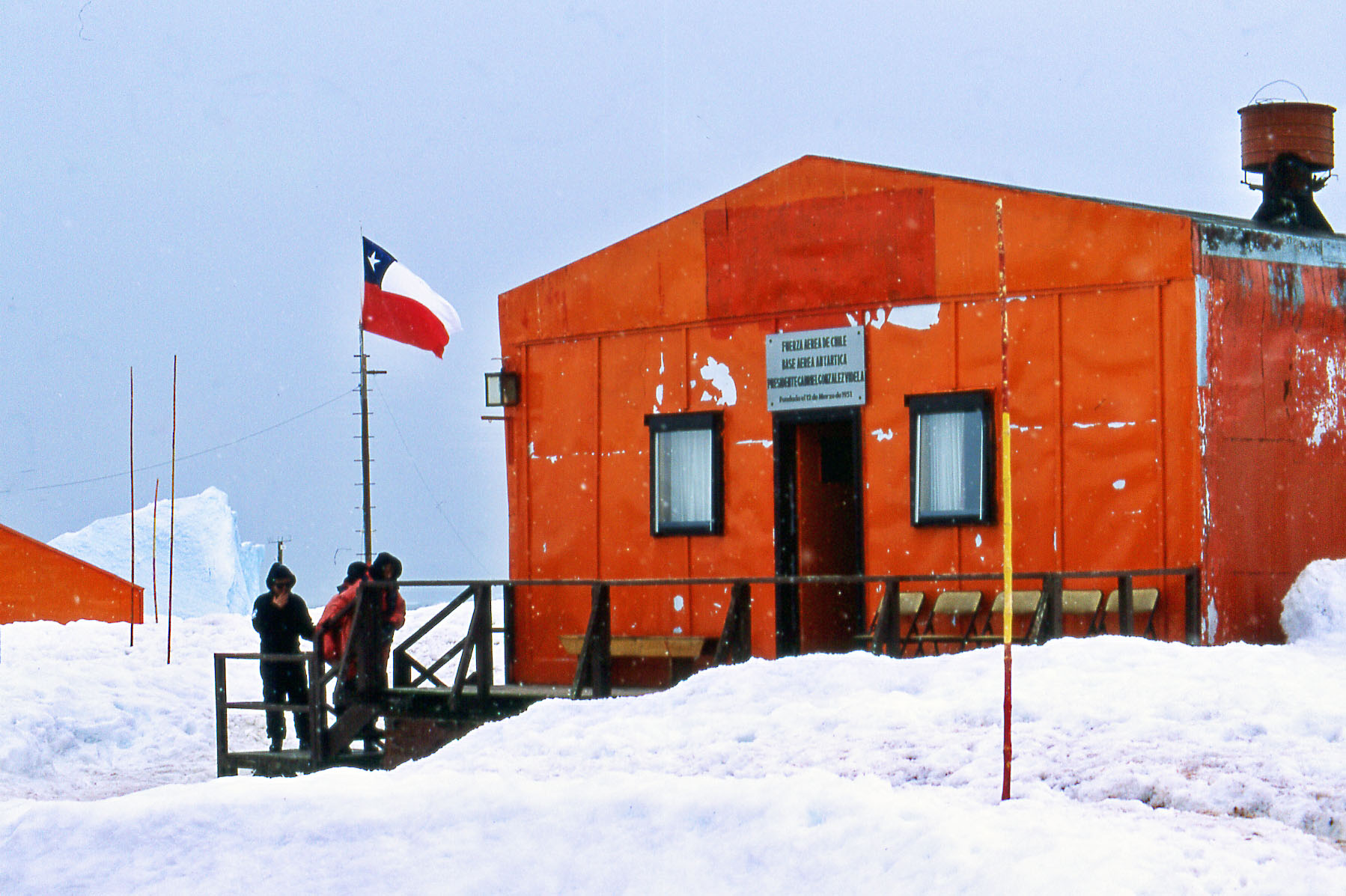 antarctic research station of chile  antarctic penisular