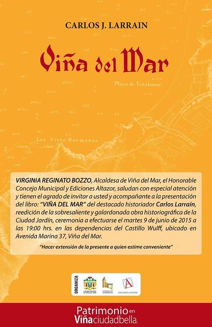 Invitacion Carlos Larrain
