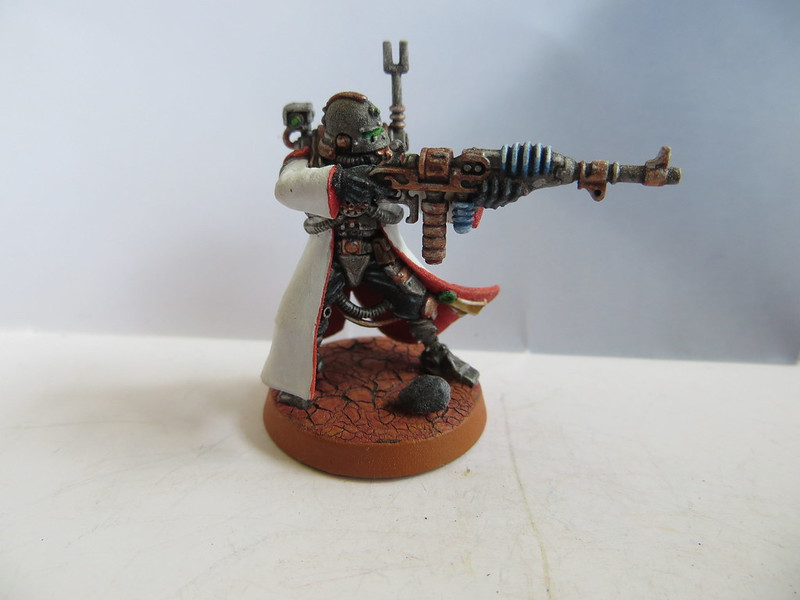 4th Skitarii Vanguard III