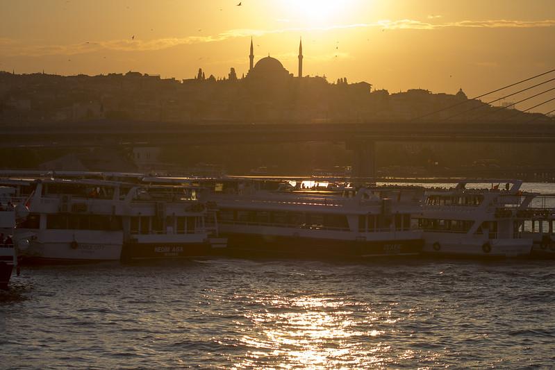 Sunshine in Istanbul