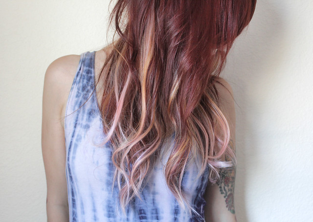 Strawberry Shortcake Hair