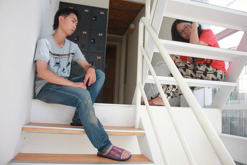 2015環島。住宿。台南背包客站。365 合日旅所  (25)