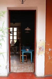 Madre Tierra side room