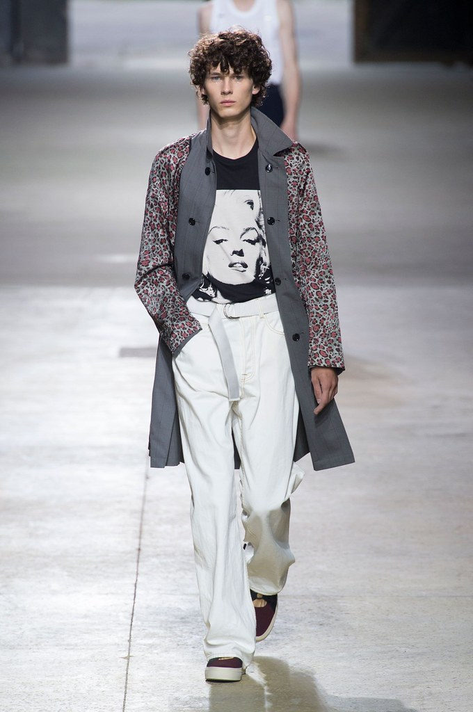 SS16 Paris Dries Van Noten001_Matthieu Villot(fashionising.com)