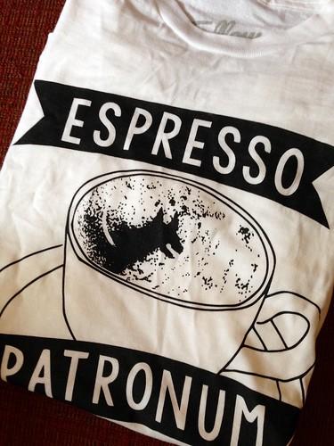 expresso patronum
