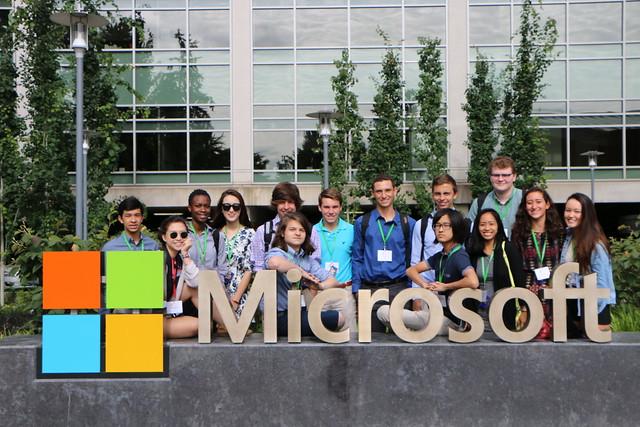 #NSLCBUSI visits Microsoft