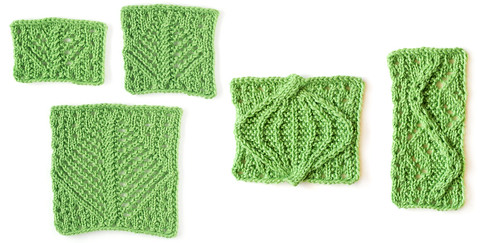 Adventure Knitting 3 patterns