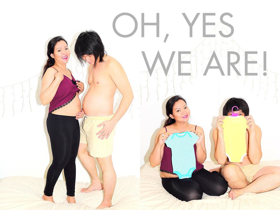 An Announcement: Oh Yes, We Are!