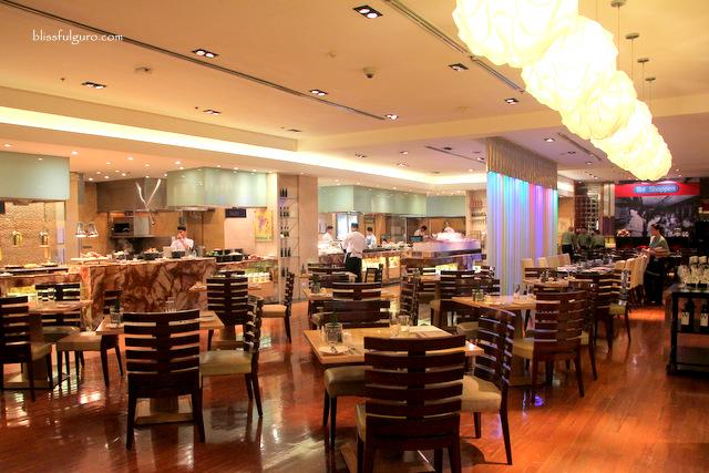 Marriott Caf At Manila Marriott Hotel Blissfulguro